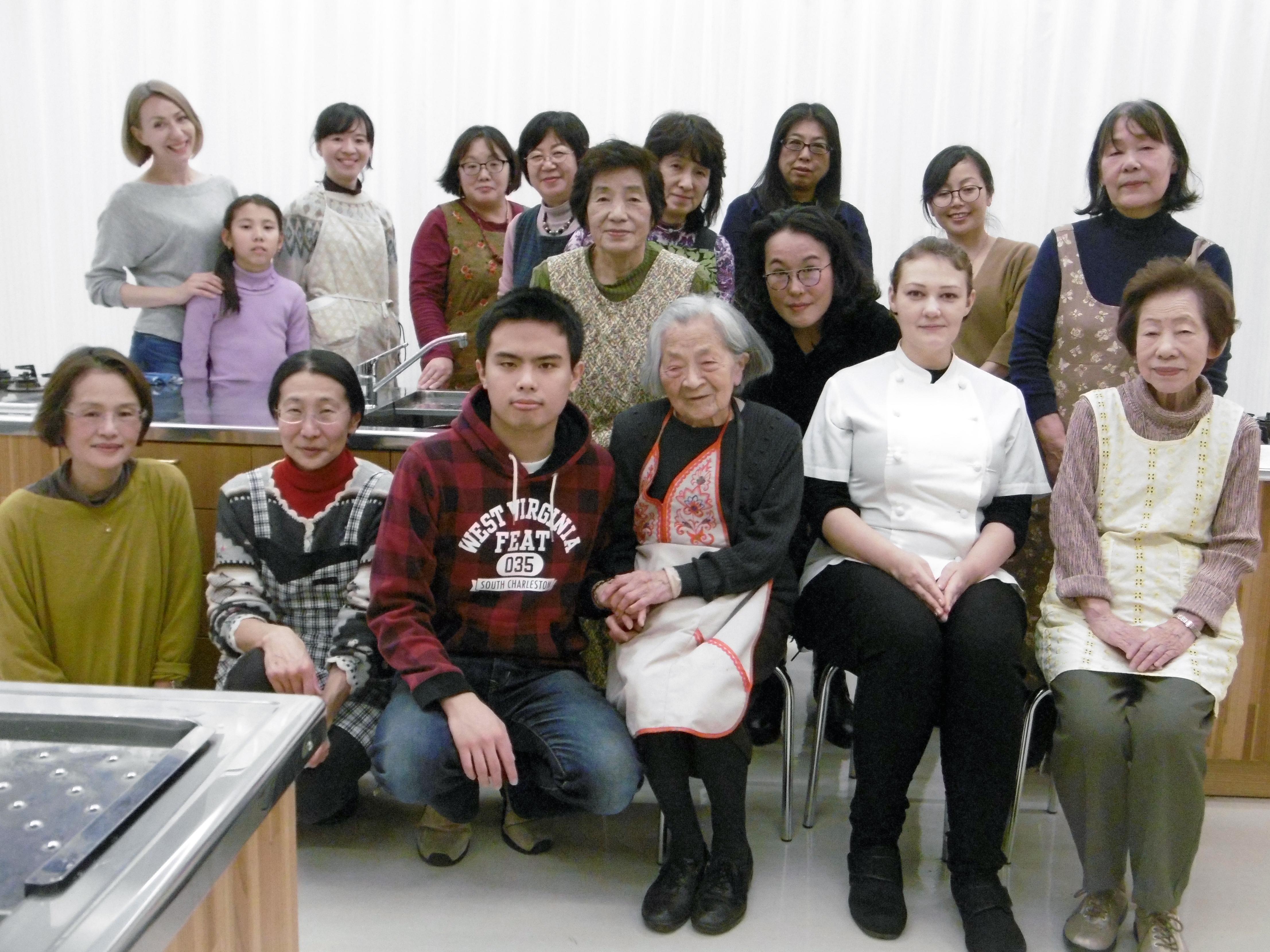 ロシア料理教室